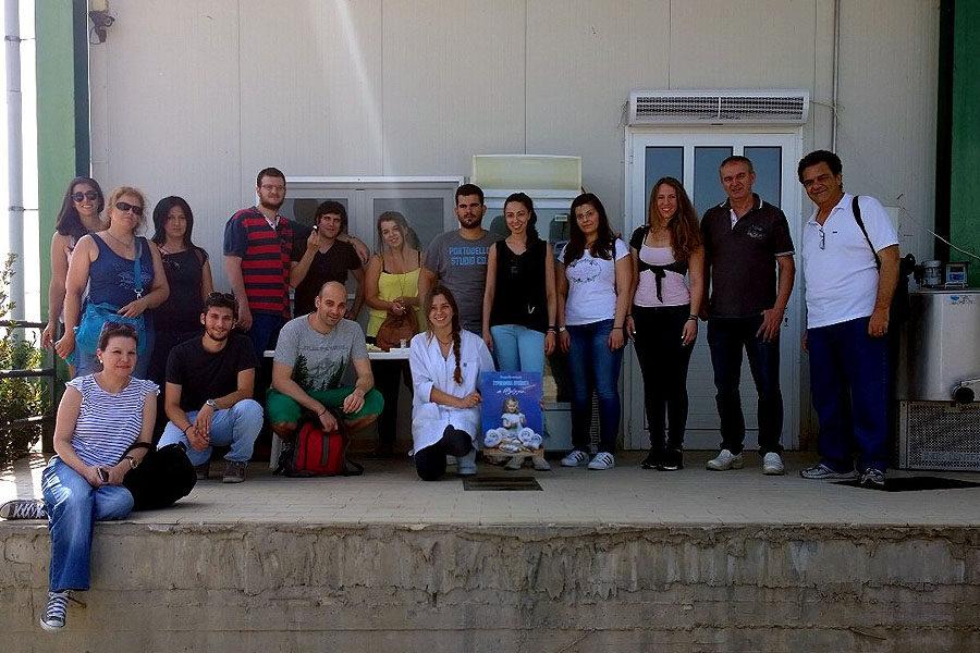 Επίσκεψη Μεταπτυχιακών φοιτητών του τμήματος Γεωπονίας Αθηνών